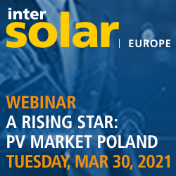 Intersolar Webinar Poland 2021